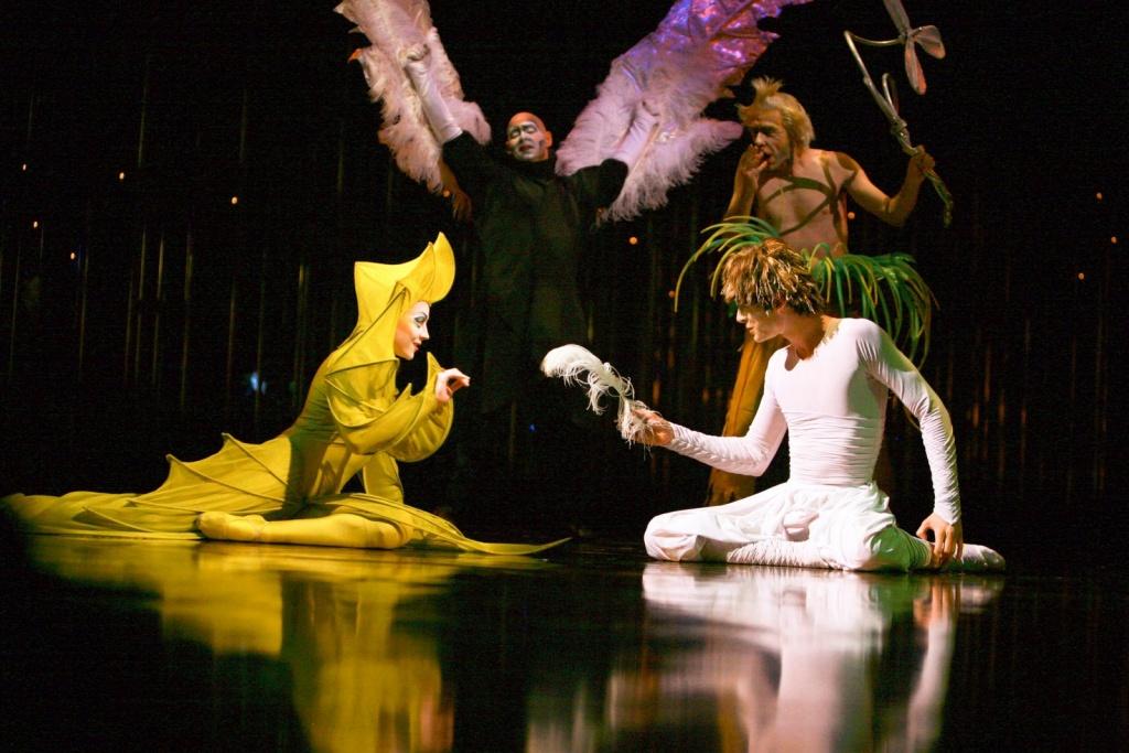 """Varekai"", de Cirque du Soleil"