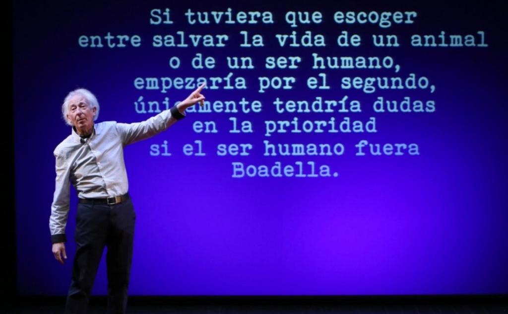 """""""El sermón del bufón"""", de Albert Boadella"""