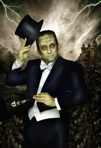 """""""El jovencito Frankenstein"""""""