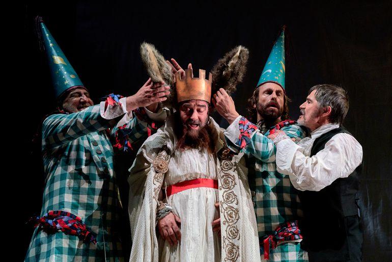 """""""El concierto de San Ovidio"""", de Buero Vallejo, dirigido por Mario Gas (CDN)"""