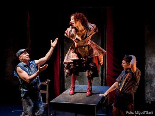 """""""Medida por medida"""", de Factoría Teatro e Inconstantes Teatro"""