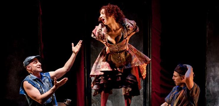 """""""Medida por medida"""", de [In]Constantes Teatro y Factoría Teatro"""