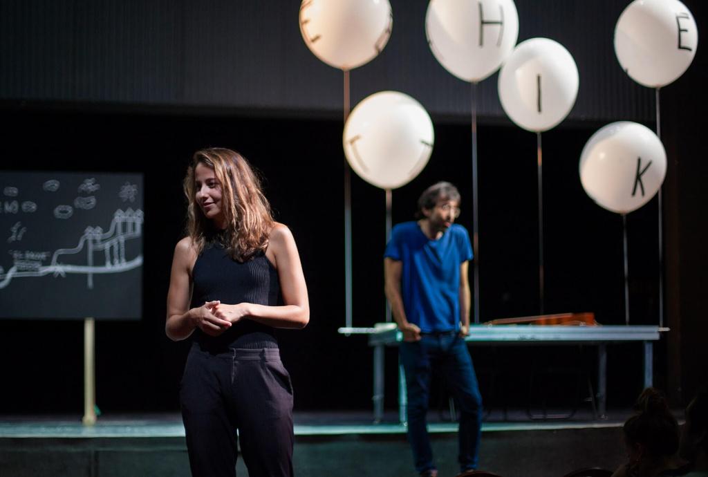 Un enemigo del pueblo (Agora), de Alex Rigola y Teatro Kamikaze