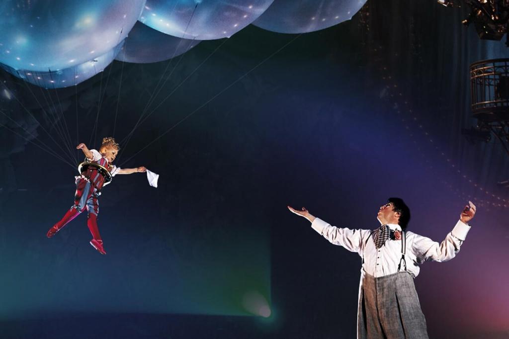 """""""Corteo"""", de Cirque du Soleil"""