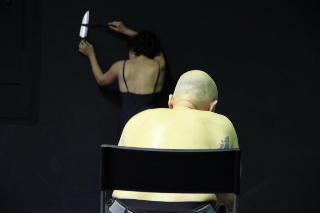 """""""Kapow. Experimento escénico"""", de Patricia Ruz y Alberto Jiménez"""