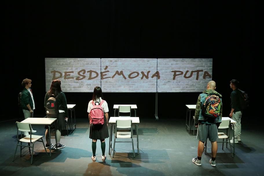'Otelo #enlared', de Claque Teatro