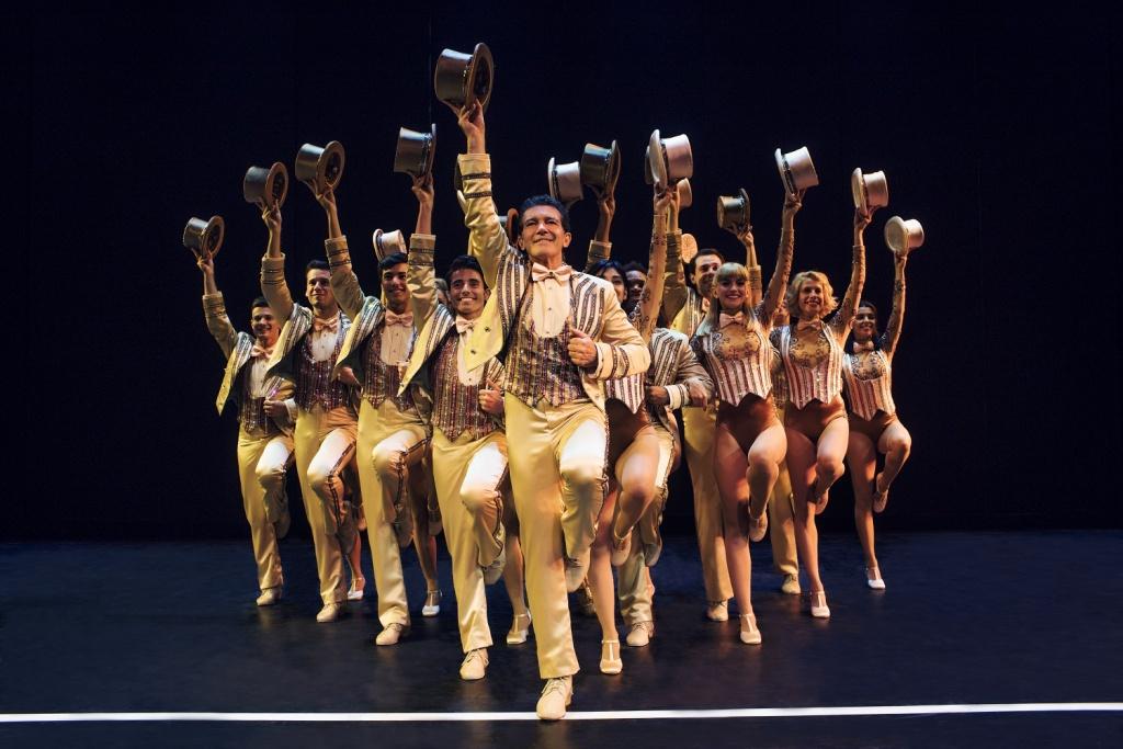 'A Chorus Line', con Antonio Banderas