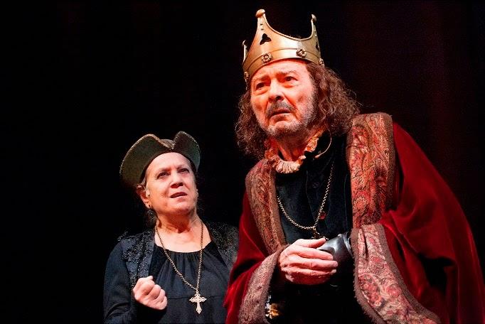 """""""Sueños y visiones del rey Ricardo III"""", con Juan Diego"""