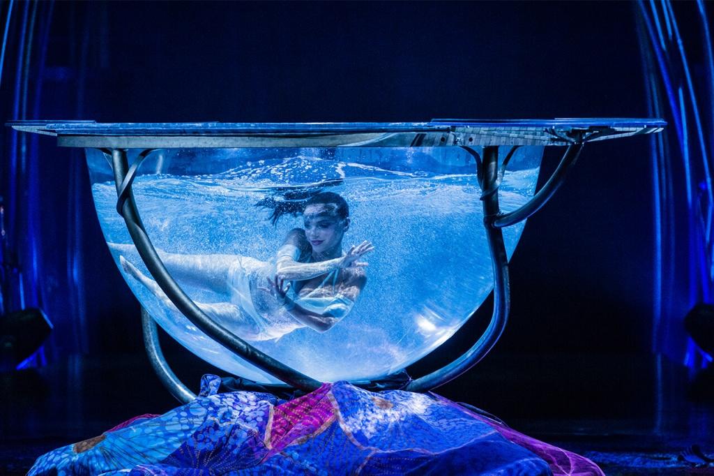 """""""Amaluna"""", del Cirque du Soleil"""