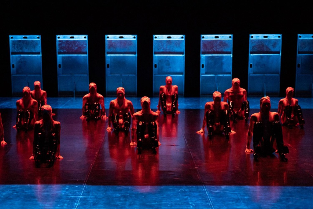 """Ultimatum"", de Dresden Frankfurt Dance Company, FEstival madrid en Danza 2019"