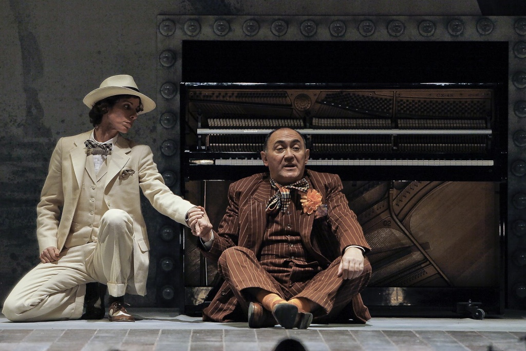 """""""Noche de reyes"""", de Shakespeare, dirigida por Eduardo Vasco, 2012"""