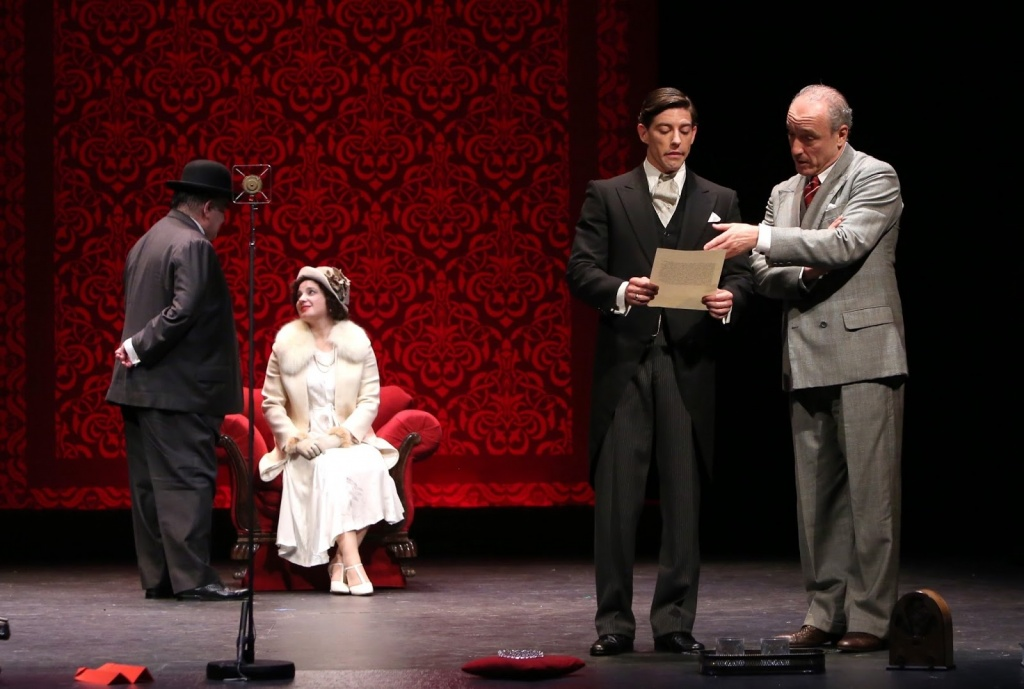 """""""El discurso del Rey"""", dirigida por Emilio Hernández"""