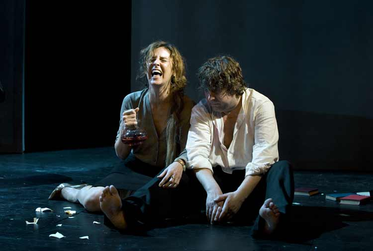 """Platonov"", de Chéjov, dirigido por Gerardo Vera, 2009"