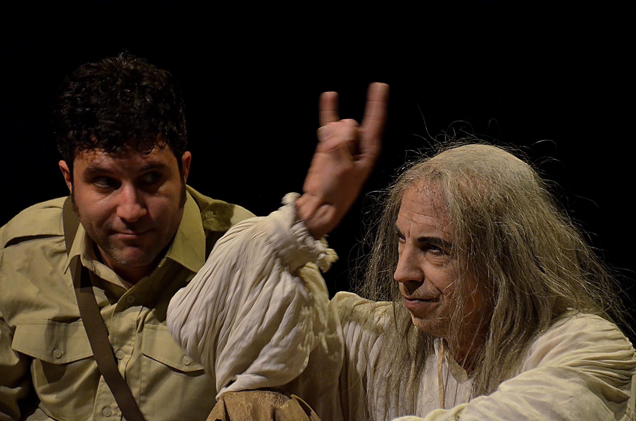 Festival de Almagro, 'Adversidades y fortunas de Lázaro de Tormes', de Teatre de Ponent