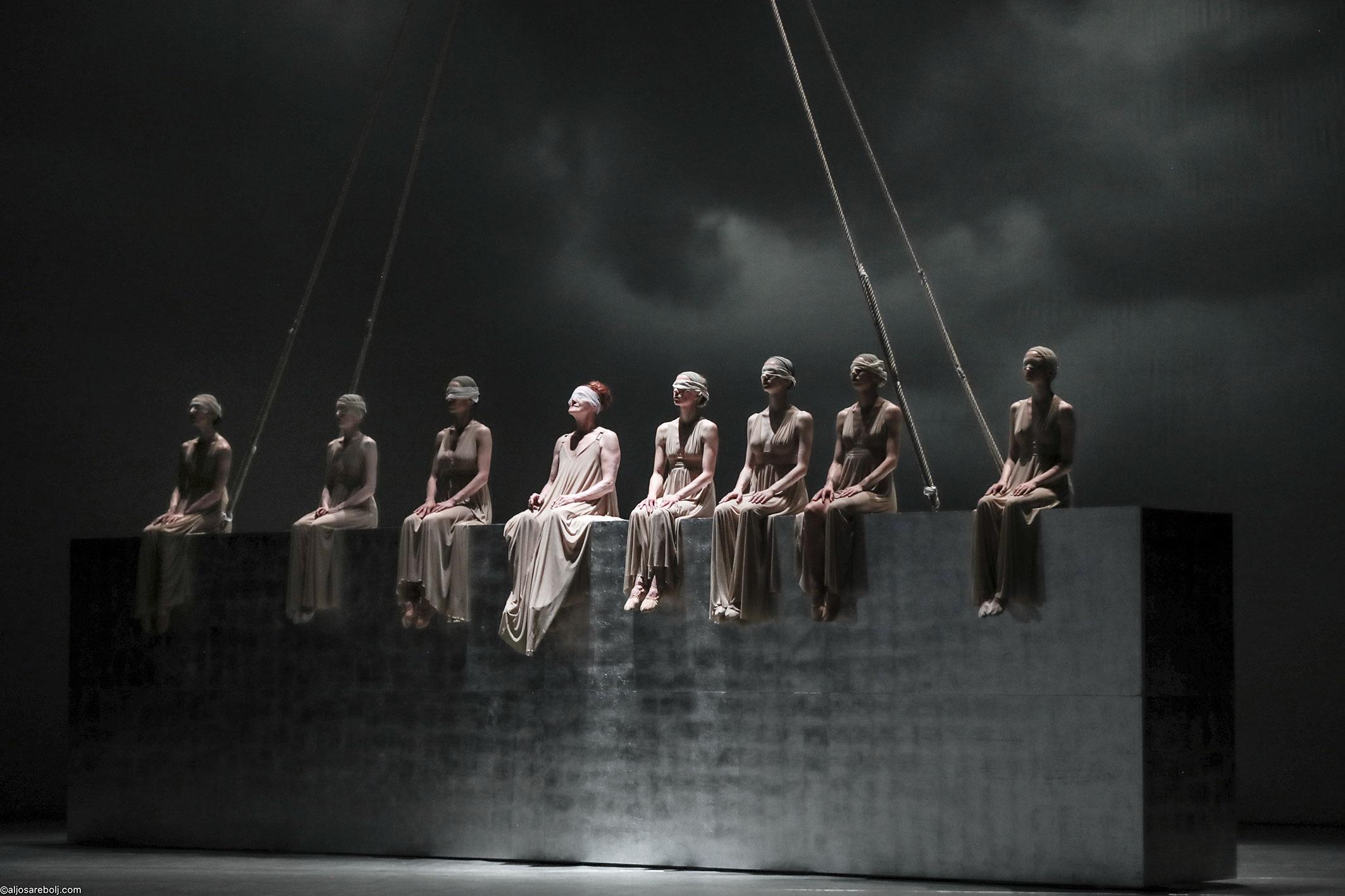 'Dream Hunters', un ballet en homenaje a Pandur